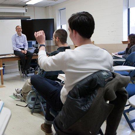 Framingham State University Classroom