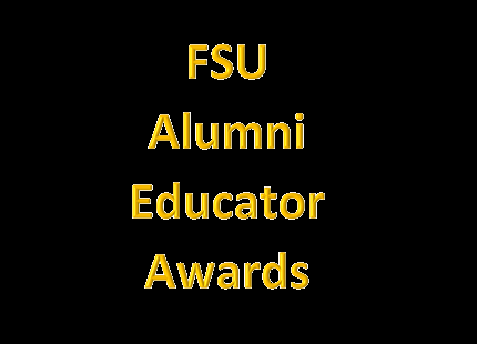 Alumni Educator Awards