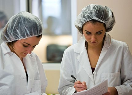 Food and Nutrition - Changing Majors