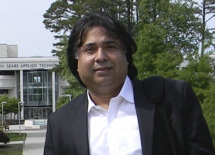 Head shot of Jilani Warsi FSU Instructor