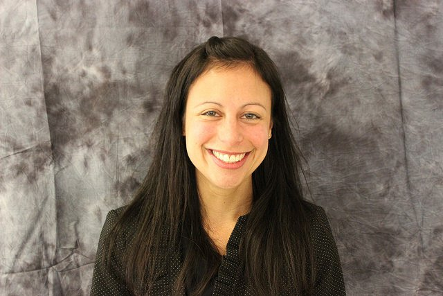Head shot of Michelle Yestrepsky, Coordinator of Student Services
