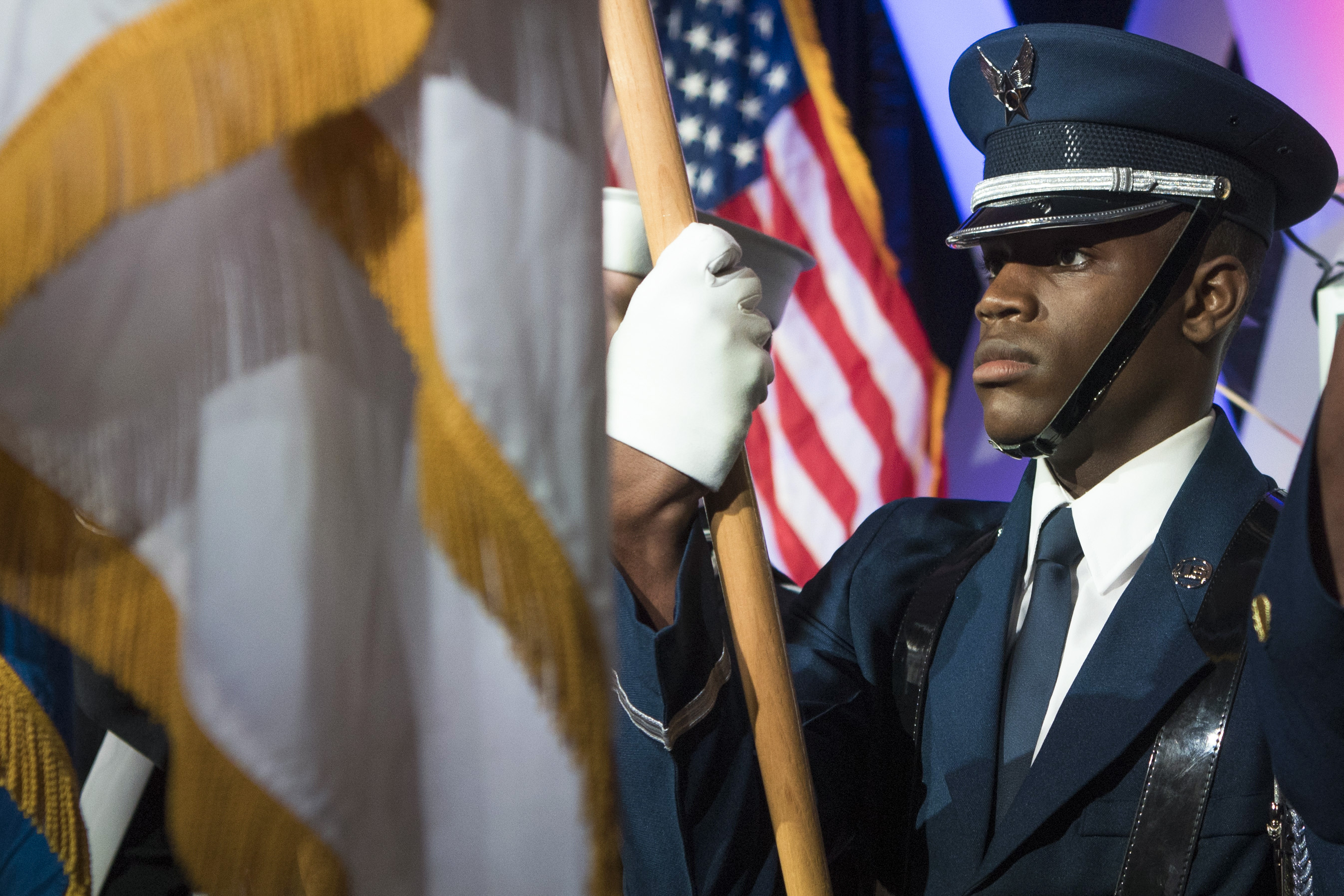 Air-force-color-guard