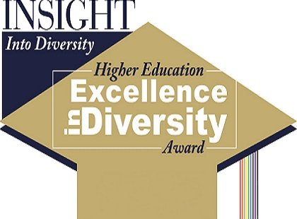insight Into Diversity Higher Education Excellence in Diversity Award