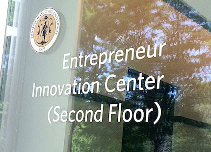 Entrepreneur Innovation Center Second Floor